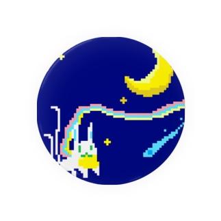 月どろぼう Badges