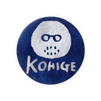 青髭カンバッチ Badges