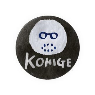 黒髭カンバッチ Badges