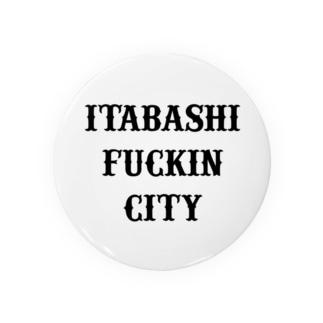 ITBS fuckin city Badges