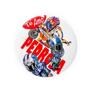 Te amo Pedrosa Badges