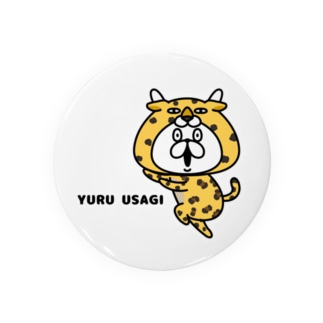 ゆるうさぎ うヒョ~ Badges