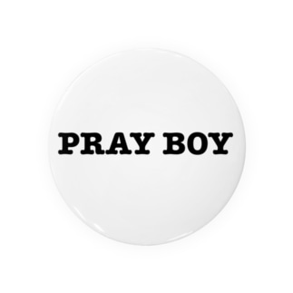 PRAY BOY Badges