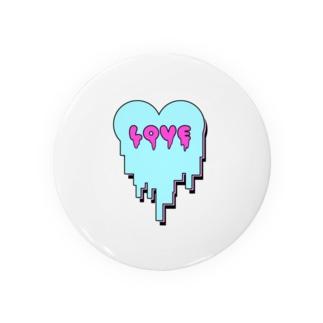 蕩ける愛 Badges
