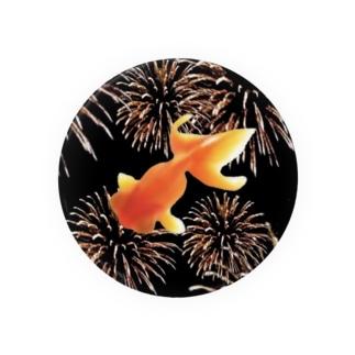 金魚花火 Badges