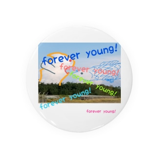 forever young Badges