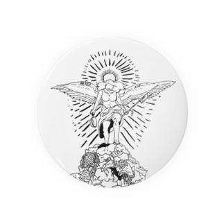 大天使の逆鱗 Badges