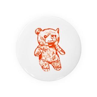 Rough Bear Badges