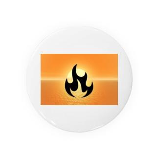 炎の夕暮れ Badges