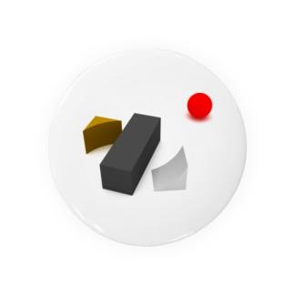 K. and His Designの100日後に死ぬ◯◯◯◯◯ Badges