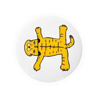 おまぬけなトラさん Badges