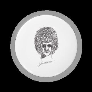 NariTaroのGlassessun Badges