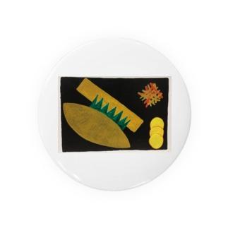のり弁当 Badges