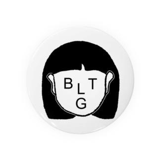 差別反対 Badges