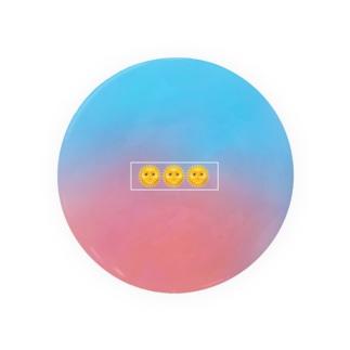 太陽サンサン Badges