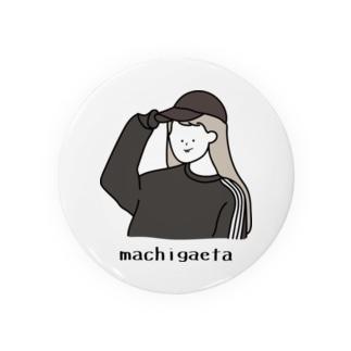 machigaeta Badges