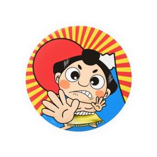 「あっぱれ ✋」〜どすこい!気ままに相撲ライフ〜 Badges