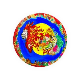 獅子神 Badges