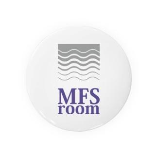 MFS room 3周年記念グッズ 缶バッジ