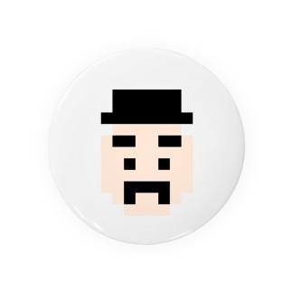 おじさん Badges