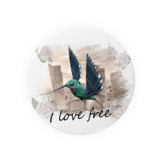 I love free Badges