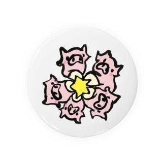 FIVE☆PEACE Badges