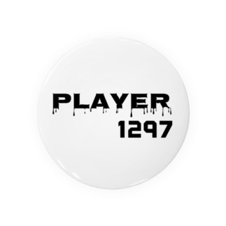 PLAYER 缶バッチ Badges