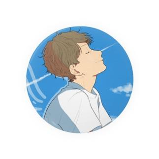 青色 Badges