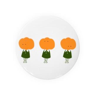 かぼちゃbrothers Badges