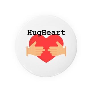 HugHeart Badges