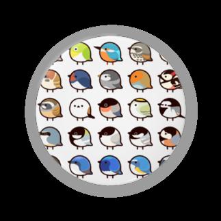 高橋のぞむの日本の小鳥 Badges