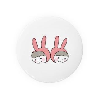 しゃーないウサギ Badges
