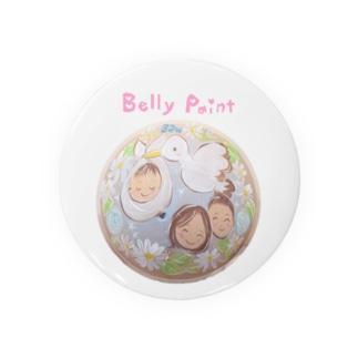 コウノトリと赤ちゃん Badges