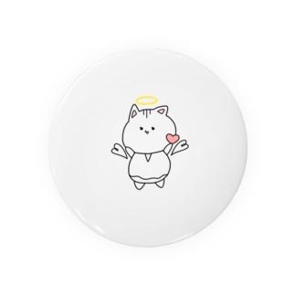 天使ぬこさん Badges