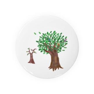 ことわざシリーズ「寄らば大樹の陰」 Badges