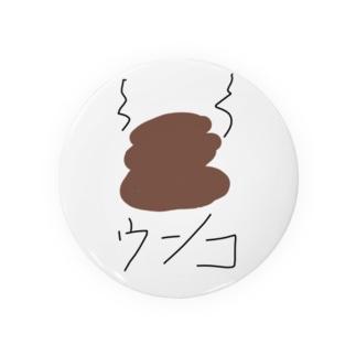 ウンコ グッズ Badges