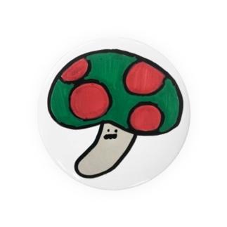 きのこ Badges