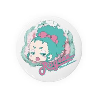 NAMAiKI☆ロージィー Badges