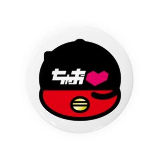 パ紋No.3314 ちゃお❤︎  Badges