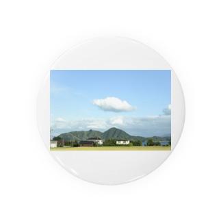 ロールパンの雲 Badges