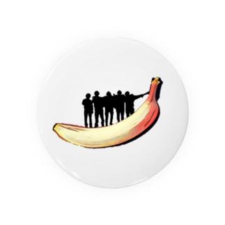 JSTバナナ Badges