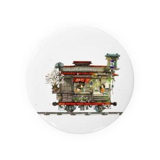貨物列車シリーズ Badges