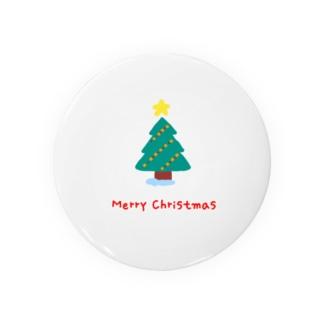 Merry Christmas Badges