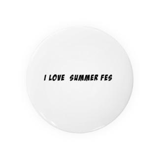 夏フェスだいすき Badges