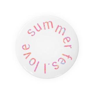 やっぱ夏フェスだよね Badges