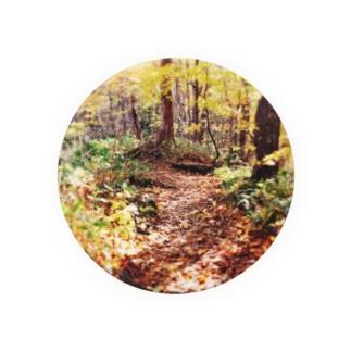 秋の小道01 Badges