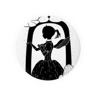 お姫様 Badges