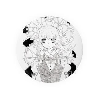 Staの東方project十六夜咲夜 Badges