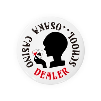 Osaka Casino Dealer School Badges