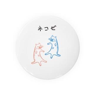 ネコゼ  アオネコの日常 Badges
